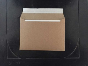 Postcard Privacy Envelope 5