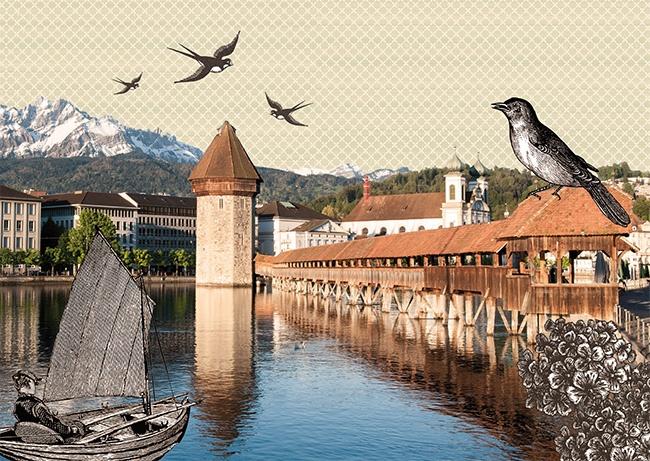 Postkarten aus Luzern