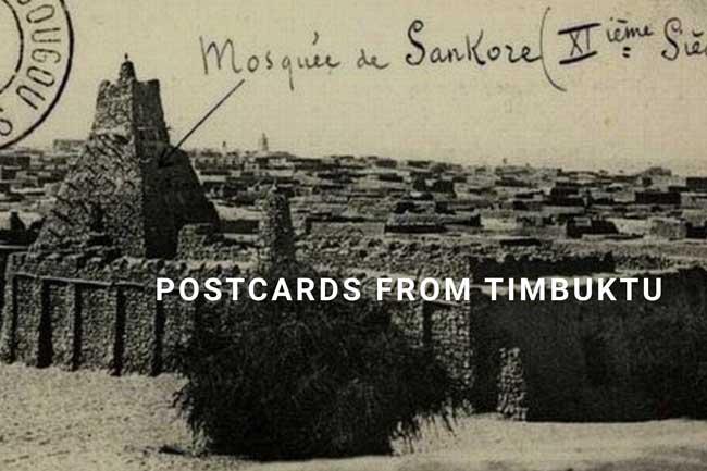 Postkarten aus Timbuktu