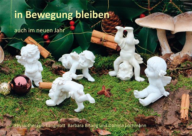 Tim Buktu Postkarte 3869 Langmatt