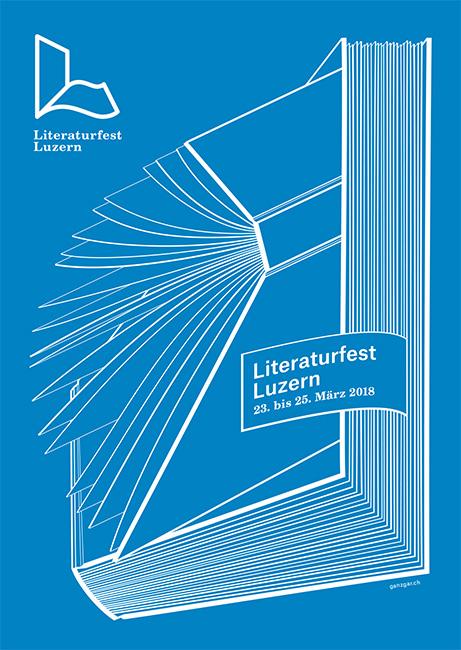 Tim Buktu Postkarte 4155 Literaturfest