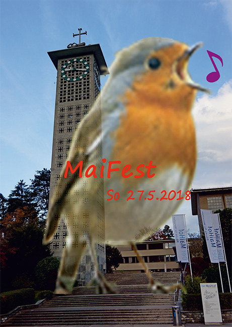 Tim Buktu Postkarte 4201 Maifest
