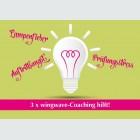 Tim Buktu Gratispostkarte 3950 Susanne Wallimann Coaching