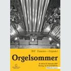Tim Buktu Gratispostkarte 4018 Orgelsommer 2017