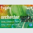 Tim Buktu Gratispostkarte 4075 Orchester Santa Maria - Fugato