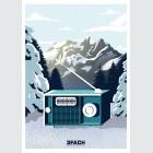 Tim Buktu Gratispostkarte 4128 Radio 3FACH