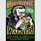 Tim Buktu Gratispostkarte 4229 Burger Wagner